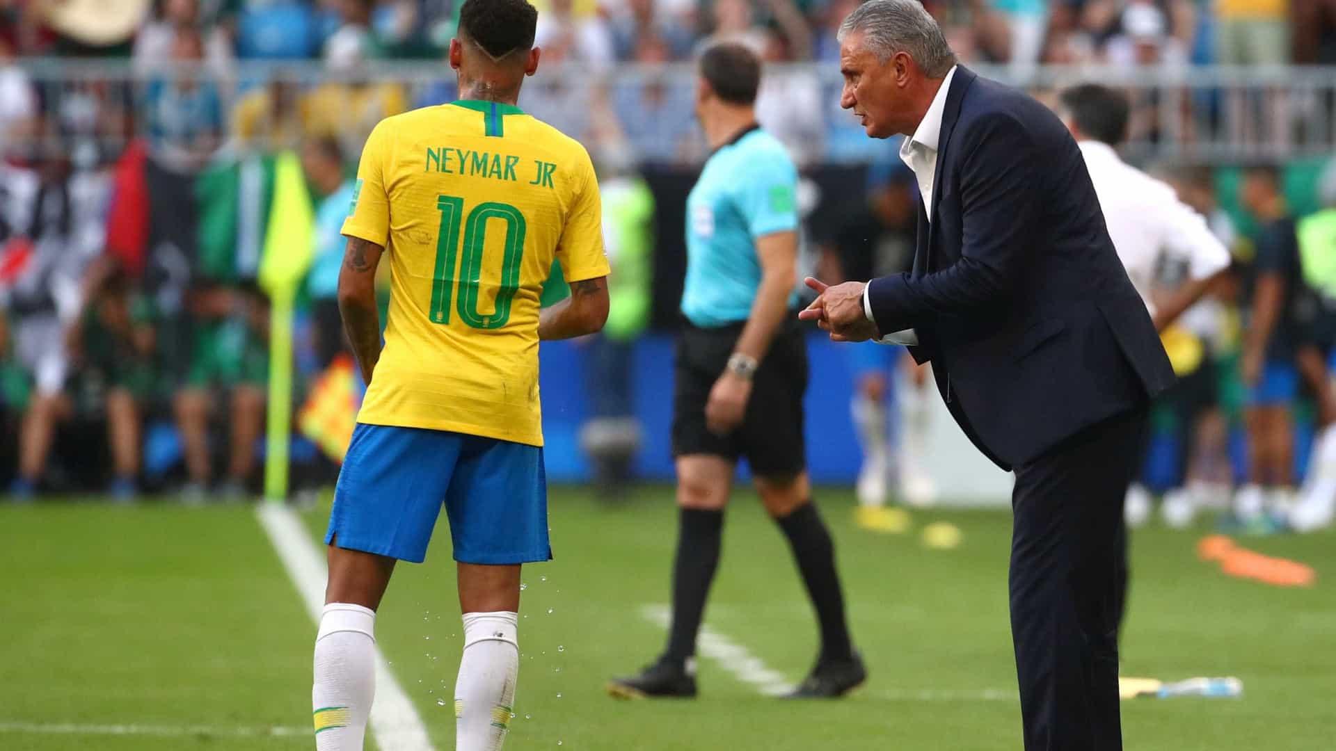 naom 5bc4ec673c3fc - Tite conversou e 'enquadrou' Neymar na seleção após a Copa do Mundo