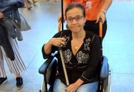 Inconsciente, Claudia Rodrigues é internada no Rio