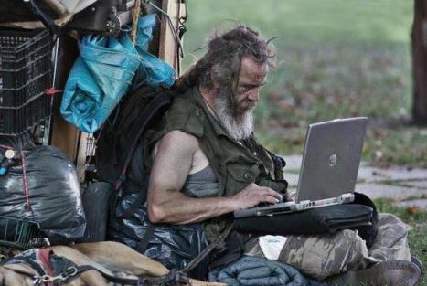 o mendigo e o marketing - Mendigo na Inglaterra pode faturar mais de R$ 1 mil por dia