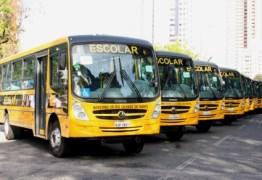 Governo do estado cria programa de transporte escolar para alunos da Zona Rural
