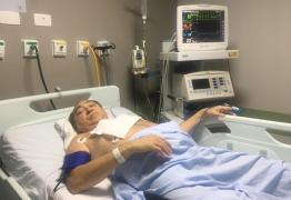 Depois de cirurgia cardíaca, Padre Albeni deve receber alta nesta terça-feira