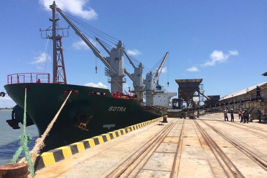 porto de cabedelo - R$ 18 MILHÕES: Consórcio Nordeste arremata AE-10 do Porto de Cabedelo