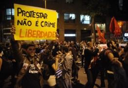 Onda de projetos de lei criminaliza manifestações políticas como terrorismo