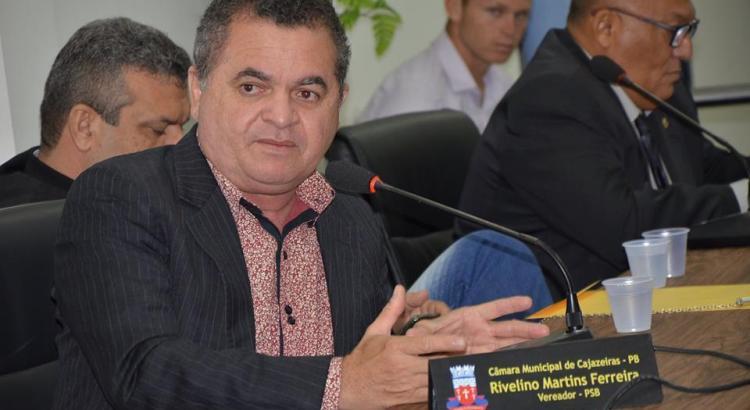 rivelino martins24032019 - NOTA OFICIAL: Presidente do PSB defende união da oposição de Cajazeiras: 'Teremos candidatura própria'