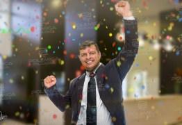 ELEITO: Victor Hugo é escolhido prefeito de Cabedelo com mais de 23 mil votos
