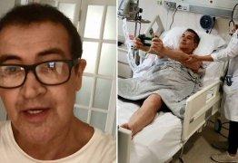 Beto Barbosa anuncia volta aos palcos após curar câncer: 'Pensei que não fosse suportar'