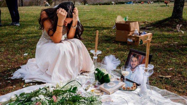 xblog wedding.jpg.pagespeed.ic .8cWHdTGrTm - 'Noiva viúva' põe vestido branco para 'cerimônia' em cemitério