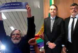 Após ameaça de Bolsonaro, Alexandre Frota diz que vai processar Zé de Abreu por 'crimes no aeroporto'