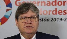 NESTA TERÇA-FEIRA: João Azevêdo confirma participação no Fórum de Governadores em Brasília