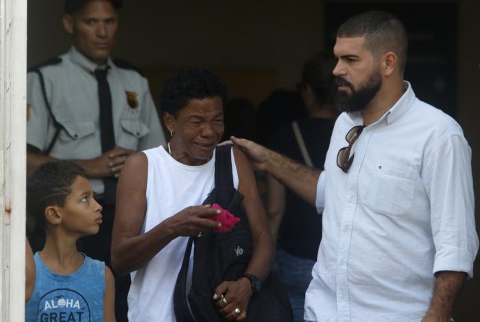 Família avisa que vai processar o Exército após morte de catador