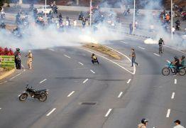 Governo tenta desarticular tentativa de golpe de Estado, diz ministro