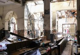 Série de ataques com bombas deixa dezenas de mortos no Sri Lanka