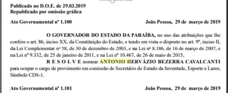 44546f9d 1265 430a 8d0a 3c50e2bda102 - ENCONTROS E DESPEDIDAS: Hervázio deixa a Assembleia Legislativa e assume Secretaria de Esporte do Estado