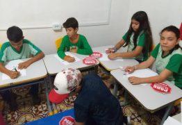 SCTRans ministra aulas de Educação no Trânsito para crianças em Cajazeiras