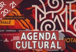 AGENDA CULTURAL: Forró, pop, funk, escolha o que mais te agrada e curta o fim de semana de Jampa