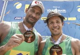 CIRCUITO BRASILEIRO: Álvaro e Ricardo podem garantir o título em João Pessoa