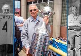 Morre 'Seo Verardi', funcionário mais antigo do Grêmio