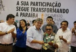 ODE EM CAJAZEIRAS: João Azevêdo entrega equipamentos e discute investimentos