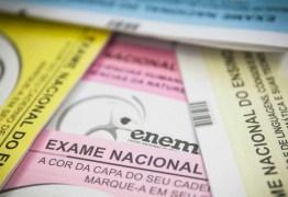 TCU autoriza Inep a convocar nova gráfica para imprimir provas do Enem 2019