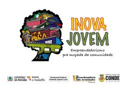 Coordenadoria de Juventudes abre inscrições para 50 vagas no Programa Inova Jovem, em Conde