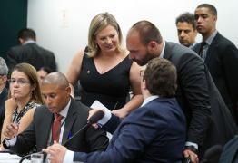 Joice Hasselmann ataca oposição na CCJ: 'Mais parece um jardim de infância'