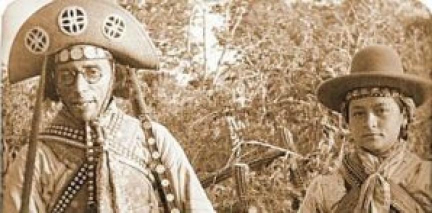 Lampião e Maria Bonita 1 300x147 - Biografia faz retrato minucioso de Lampião, o maior bandido brasileiro de todos os tempos