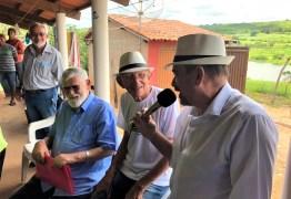Jeová Campos finaliza a semana com mais uma audiência pública com agricultores paraibanos, desta vez, na cidade de Itaporanga