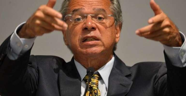 PAULO GUEDES - 'Se é para a Caixa dar lucro, privatiza logo', diz ministro da Economia, Paulo Guedes
