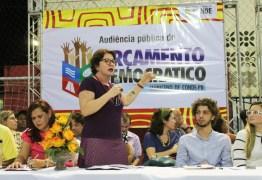 Prefeita Márcia Lucena assina ordens de serviço e entrega materiais para Escolas e Creis na abertura do Ciclo 2019 do Orçamento Democrático em Conde