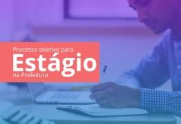 Prefeitura de Conde está com inscrições abertas para processo seletivo de estágio