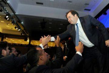 Rodrigo Maia 750x430 - Governo apela a Maia para acalmar ânimos e garantir votação de Previdência esta semana