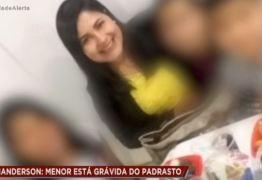 Grávida de 8 meses do padrasto, adolescente de 13 anos relata período em que foi sequestrada por ele – VEJA VÍDEO