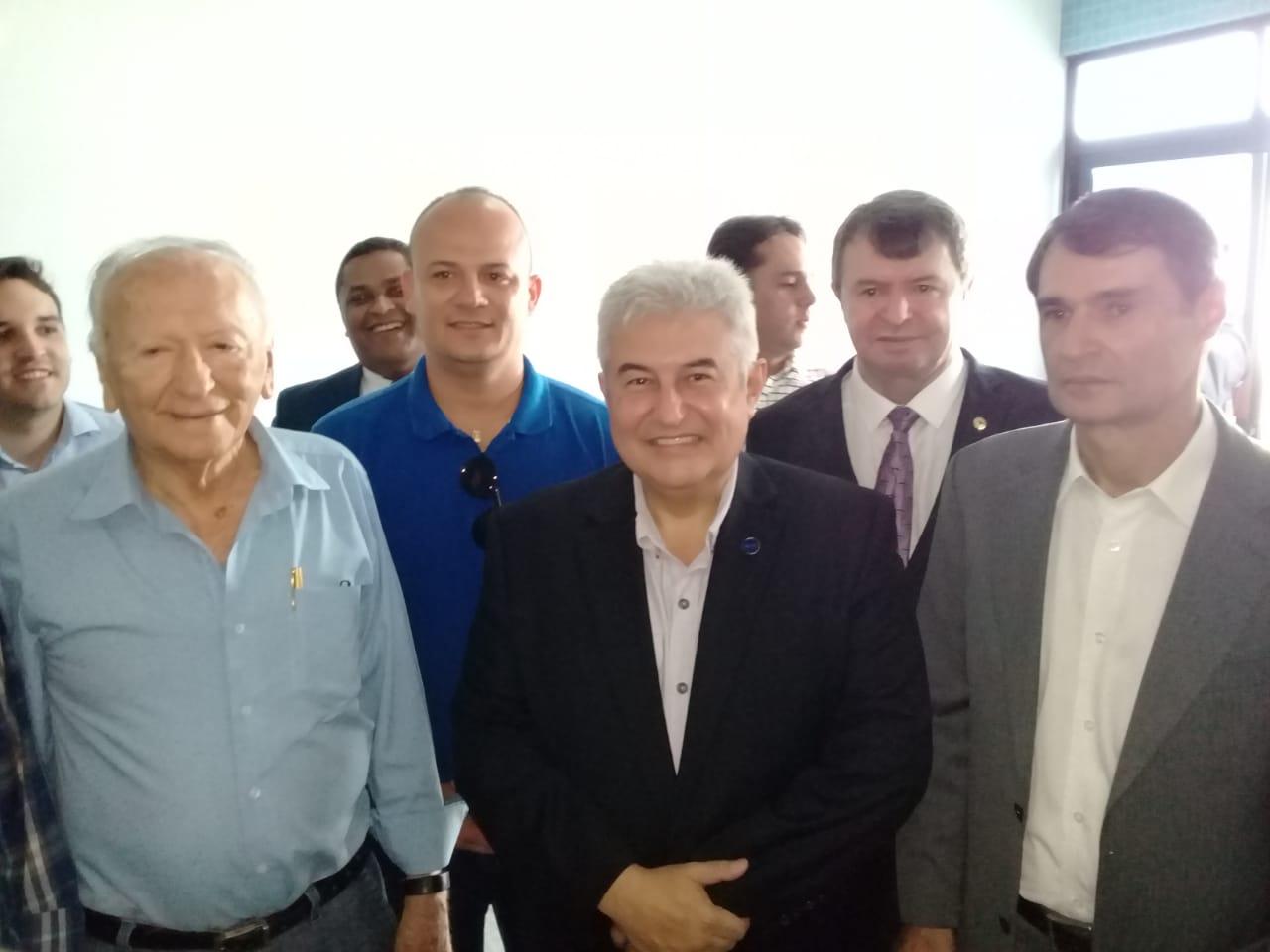 Ministro inaugura Centro de Testes de Tecnologias de Dessalinização em Campina Grande