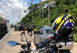 PRF finaliza Operação Semana Santa sem registro de mortes nas rodovias da Paraíba