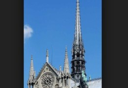 França lança concurso internacional para reconstruir a agulha de Notre-Dame