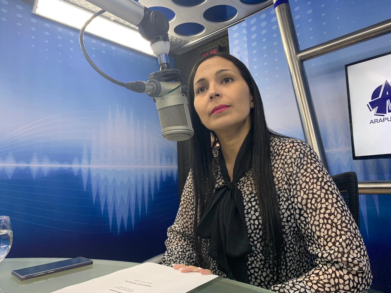 aline arruda psicóloga arapuan verdade - 'As fake news podem iniciar-se numa compulsão de espalharem notícias falsas', afirma psicóloga Aline Arruda