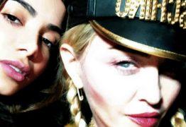 Com parceria confirmada, Anitta diz que 'treinou' Madonna na gravação da música