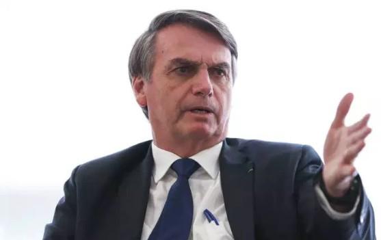 bolsonaroo 1 - 'Também não tenho apego ao cargo, mas Moro não sai', diz Bolsonaro