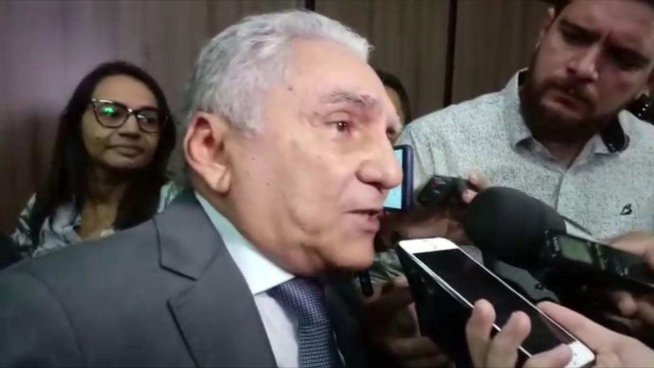 bonifácio - PREFEITO DE PATOS ENTREGA CARGO: Bonifácio oficializa renúncia e presidente da câmara deve assumir nas próximas horas; leia a carta