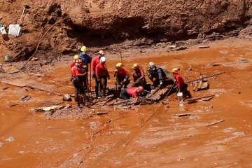 brumadinho bombeiros resgate - BRUMADINHO: Buscas chegam ao sétimo mês sem previsão de fim