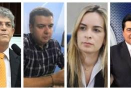 colagem  - 2020: Como vai ficar a sucessão em João Pessoa? - Por Rui Galdino
