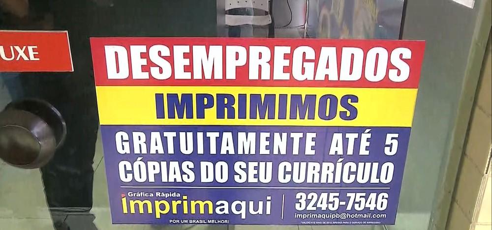 copiadora - JOÃO PESSOA: Gráfica imprime currículos gratuitamente para clientes desempregados - VEJA VÍDEO