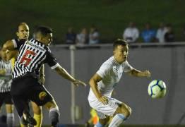 Botafogo-PB empata com o Londrina, mas acaba eliminado da Copa do Brasil