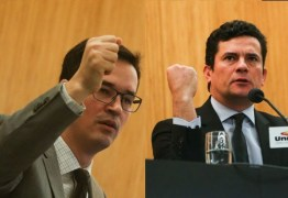 Sérgio Moro e Deltan Dallagnol se pronunciam sobre inquérito do STF sobre Fake News