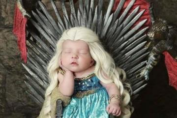 Estes bebês caracterizados de Game of Thrones conquistaram Westeros e nossos corações
