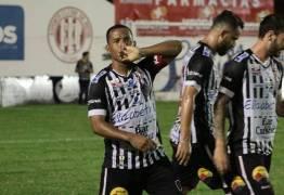Botafogo-PB vence Nacional de Patos em jogo tenso no José Cavalcanti