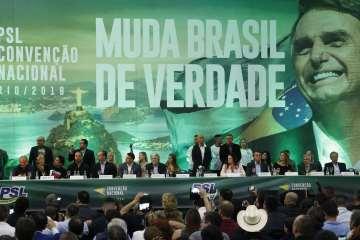 naom 5c65a03e8e1ab - Líder do governo costura aproximação entre Bolsonaro e deputados do PSL