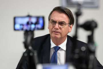 naom 5ca6934e47592 - Bolsonaro recebe empresários do turismo interessados em expandir setor
