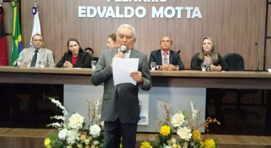 posse bonifacio 876x480 - Sales Júnior assume prefeitura de Patos com renúncia de Bonifácio