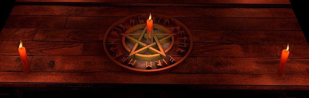 ritual e1554474180163 - Jovem é presa após matar e mutilar irmão de 5 anos em suposto ritual de magia negra